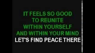 Creed My Sacrifice Karaoke Lyrics 360p