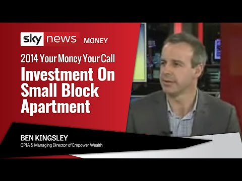 SKY News Business - Your Money Your Call | Investment on Small block apartment