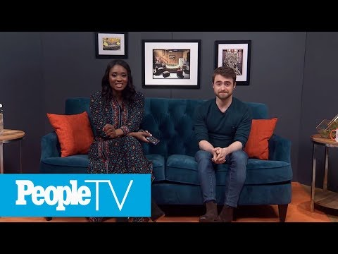 Daniel Radcliffe On The Bus Scene In 'Swiss Army Man' | PeopleTV