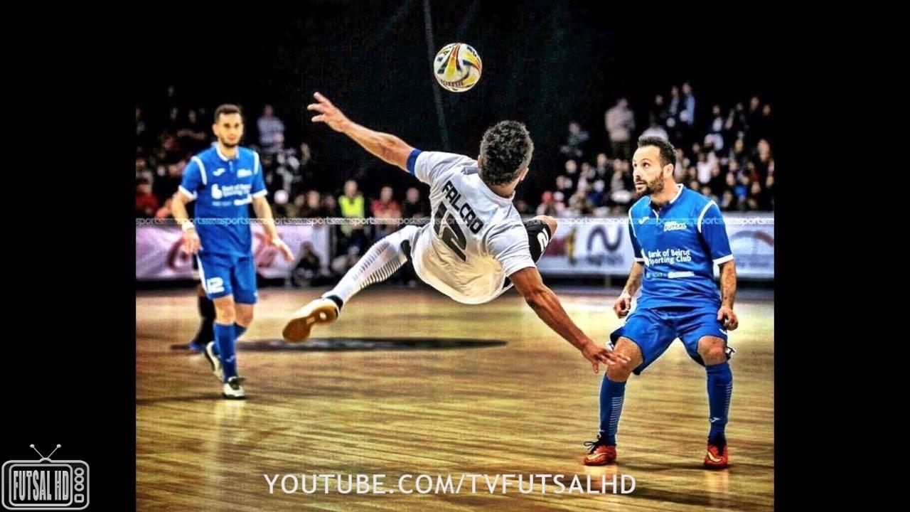 Falcão 12 ○ Magic Futsal ○ INSANE Skills ae1c03c06dd89