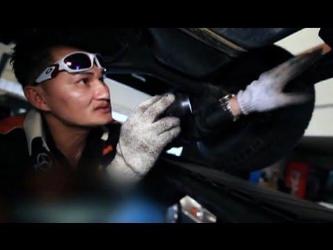DR.CAR 5/10/57 : TOYOTA HILUX VIGO เครื่องยนต์สั่นและมีอาการเลื้อย