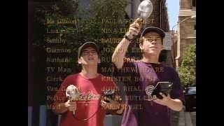 Сериал Чародей / Spellbinder (1995) 21 Серия : Охота На Ашку