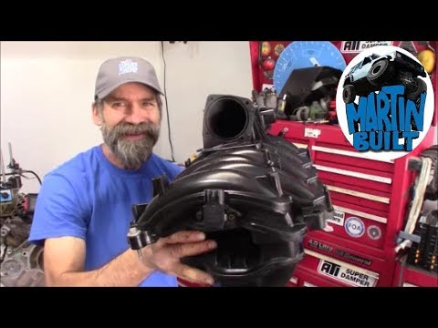 How to Clean an Intake Manifold Inside & Out (Remove Carbon Buildup)