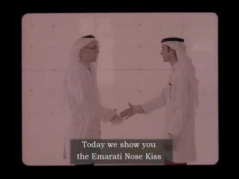 TBWA\RAAD Middle East Dubai: EMIRATI NOSE KISS - Arab Media Group, MTV Arabia - SILVER, Dubai Lynx 2009