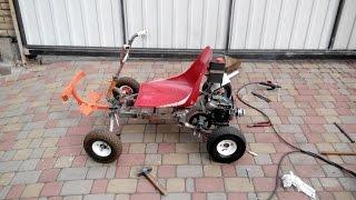 видео колеса для садовых тачек