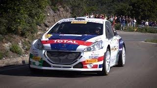 Rally Elba 2018  - Peugeot 208 T16 e Paolo Andreucci - Shakedown