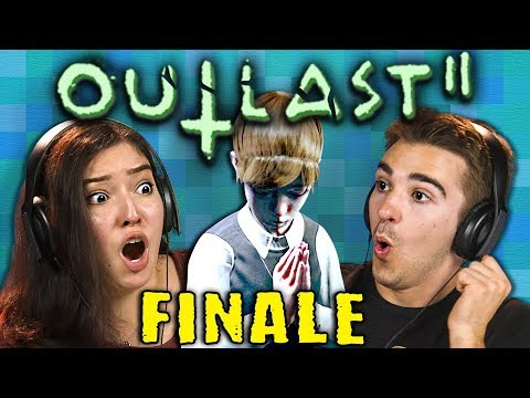 FINAL EPISODE! | OUTLAST 2 - Part 8 (React: Gaming)
