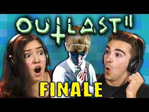 FINAL EPISODE! | OUTLAST 2 - Part 8 (React: Gaming)