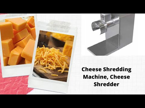 cheese shredding machine