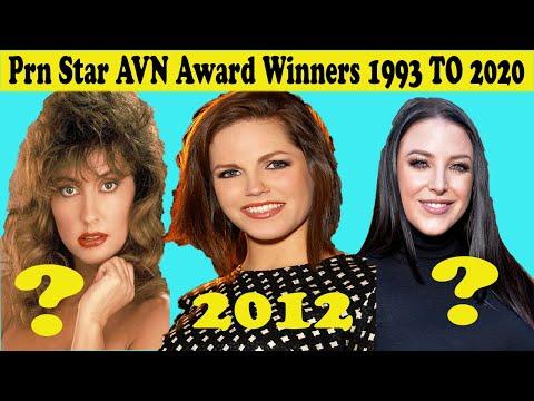 Download Prn Star AVN Award Winners  1993 to 2021