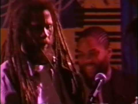 Cedric Myton & The Congos Live In SOBs 1996