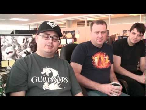 Guild Wars 2 - A behind-the-scenes tour of the ArenaNet office