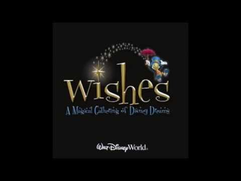 Wishes by Peabo Bryson & Kimberley Locke  - Magic Kingdom fireworks show exit song