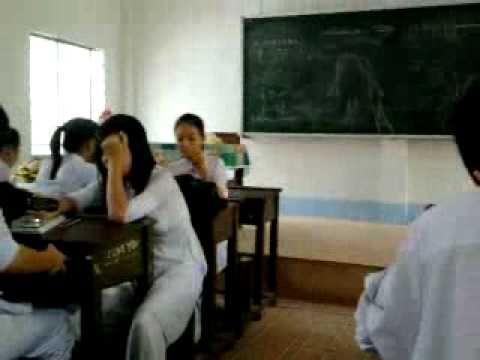 lớp 10a1 THPT Châu Thành 2