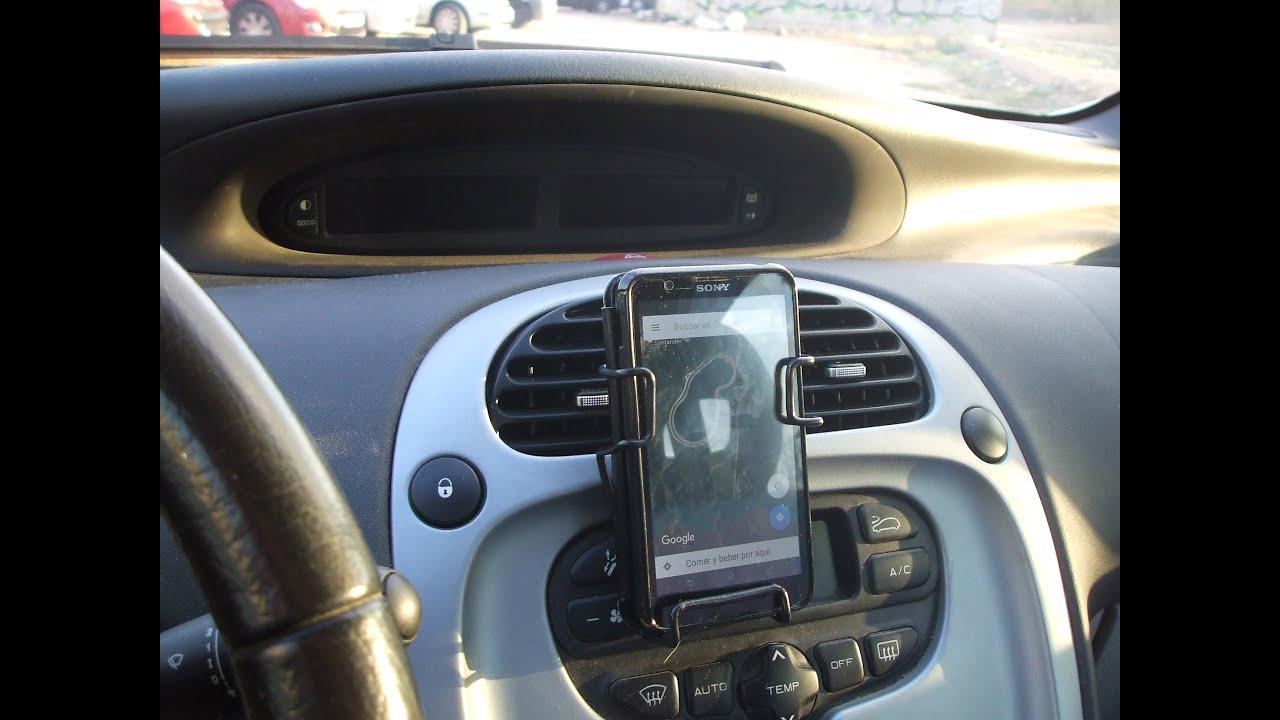 Fabrica tu propio soporte de movil para el coche (Mobile