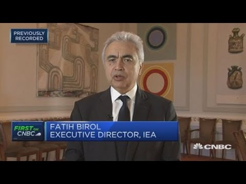 Oil market supply gap a 'serious challenge,' warns IEA's Birol | Squawk Box Europe