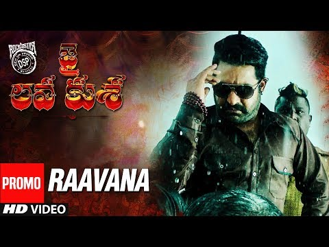 Raavana Video Song Promo - Jai Lava Kusa...