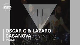 Oscar G & Lazaro Casanova Boiler Room Miami x III Points Festival Mix