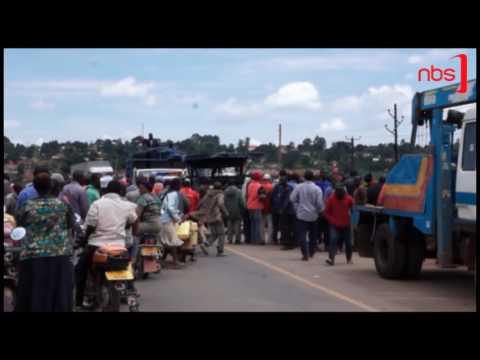 Five Siblings Die in Masaka Road Accident