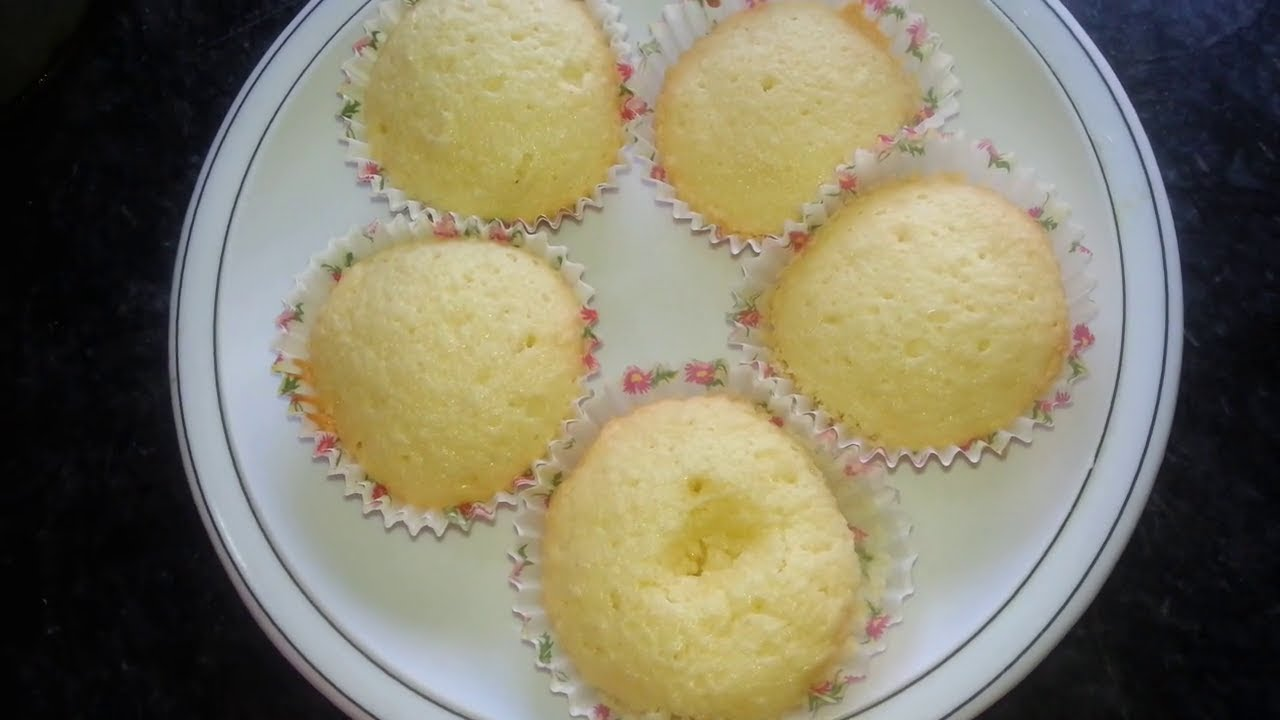 Cup Cake Recipe In Marathi Without Oven: How To Make Cupcake Without Oven And Microwave