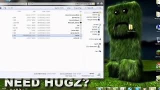 איך לפתוח שרת מיינקראפט 1.6.4
