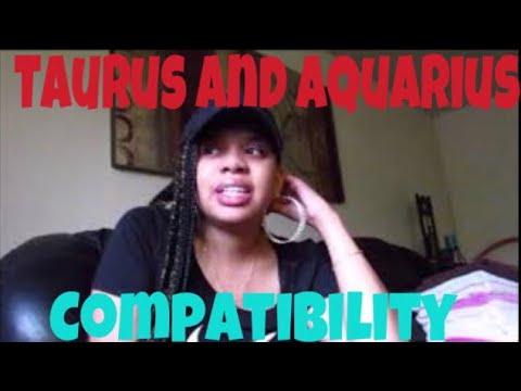 taurus dating aquarius