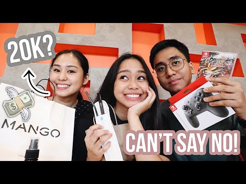 Cant Say NO Challenge (ft. my SIBLINGS!) | ThatsBella