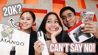 Can't Say NO Challenge (ft. my SIBLINGS!) | ThatsBella