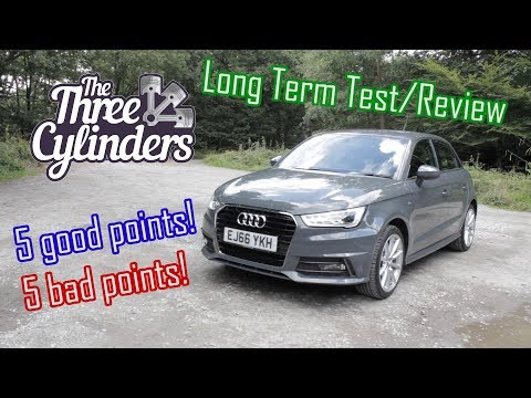 A Retrospective Review - Audi A1 S-Line Sportback 1.4 TFSI 150PS