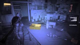 BATMAN™: ARKHAM KNIGHT HOW JOKER BECAME THE JOKER AND HIS REAL NAME EASTER EGG