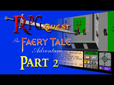 RPG Quest #58: The Faery Tale Adventure (Genesis) Part 2