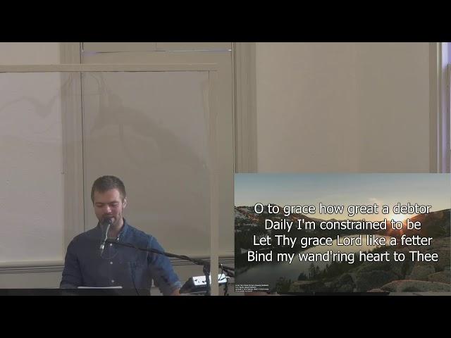 Caledonia Congregational Church Live Stream - August 15, 2021