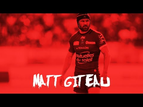 Matt Giteau Tribute Toulon