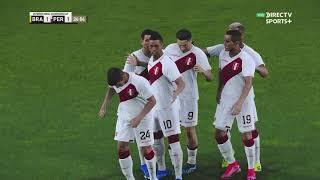 Brasil vs. Peru [1-0] | Copa América 2021 - Semifinal | Partido Completo