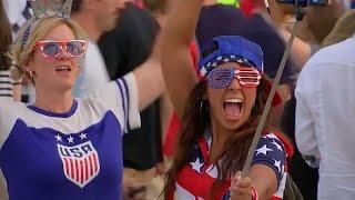 Estados Unidos-Holanda: la final de un Mundial histórico