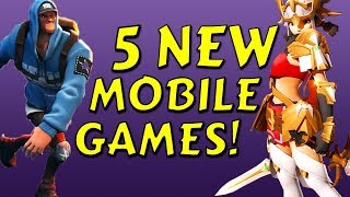 5 NEW Android & iOS Mobile Games of the Week | TL;DR Reviews #21