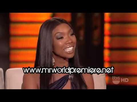 Brandy & Ray J Interview on Lopez Tonight