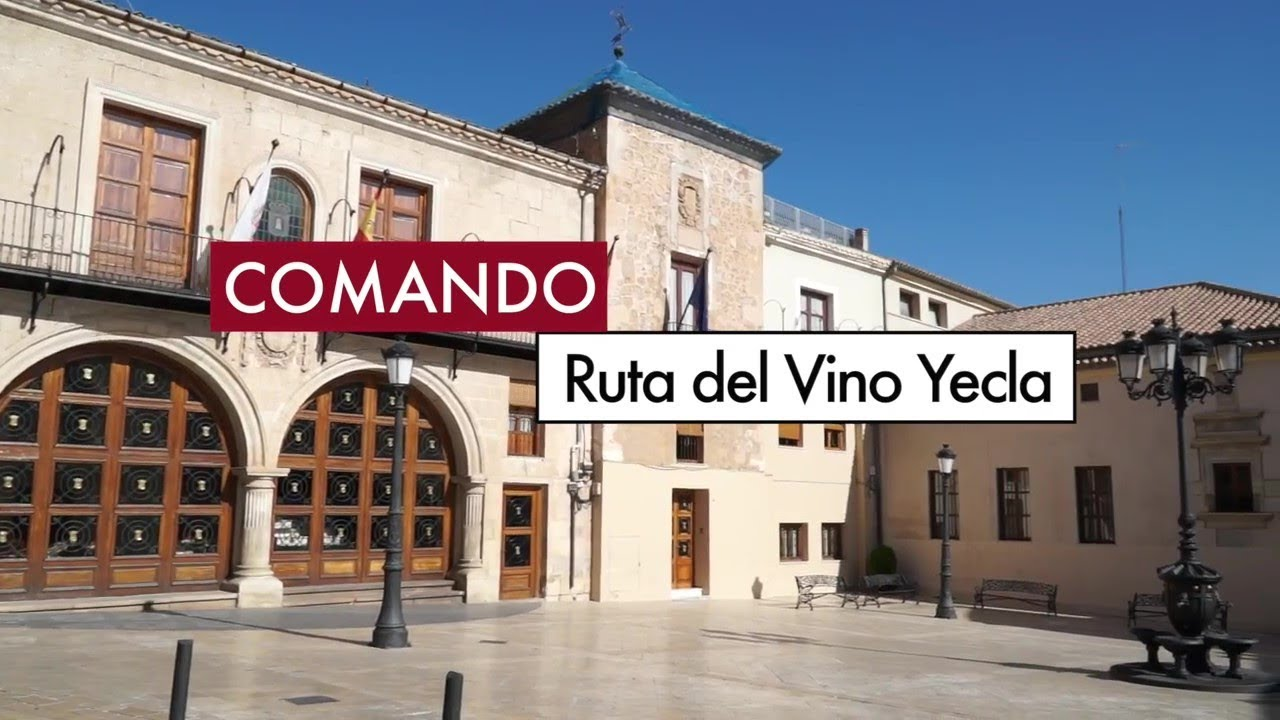 Map Of Yecla Spain.Presentation Of The Video Do You Want To Know More And Better The Rujano Del Vino De Yecla