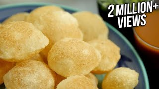 How to make Golgappa Puri