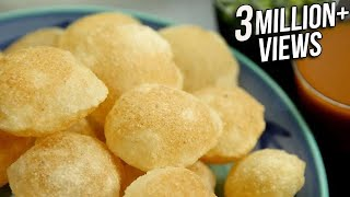 How to make golgappe crunchy