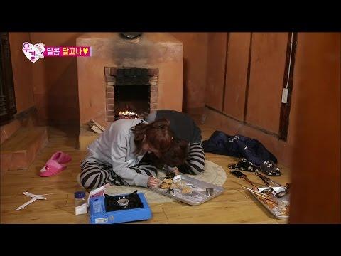 【TVPP】Song Jae Rim - Kiss on the Cheek, 송재림 - 데헤헷! 7년 차 부부는 이래! 소은에 기습 볼 뽀뽀 @ We Got Married