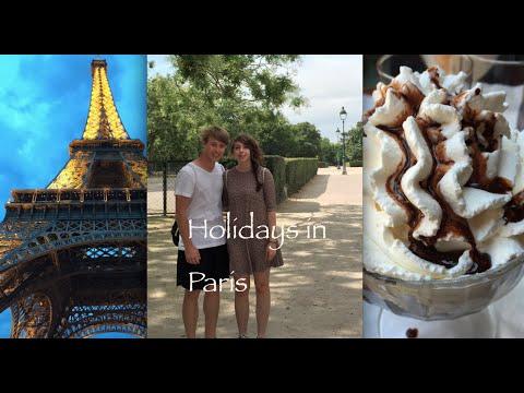 Pasc: Holidays In Paris