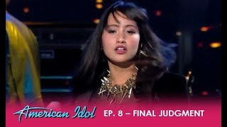 Michelle Sussett: Venezuelan Refugee Living Her DREAM On American Idol   American Idol 2018