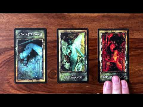 Daily Tarot Reading for 23 February 2018 | Gregory Scott Tarot