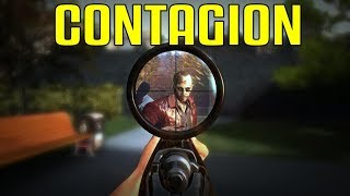 Contagion - Highly Underrated Zombie Game