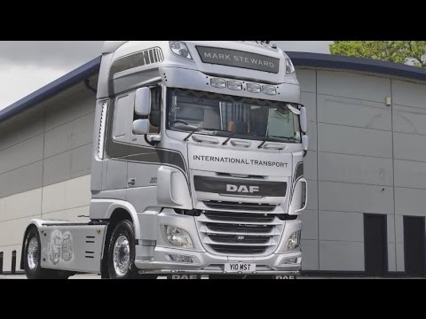 A Week in Trucks - Iveco Stralis Hi-Way, Daf competition, LDV launches new vans