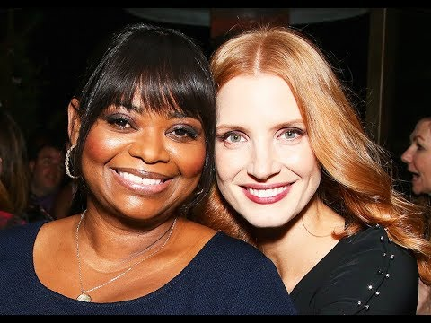 What Happened When Jessica Chastain REFUSED To Be Paid More Than Octavia Spencer