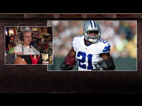 Dan Patrick on Ezekiel Elliott: Other Owners are Pushing for Punishment | 7/20/17