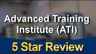 advanced training institute ati las vegas terrific 5 star review by anthony b
