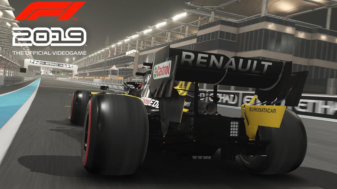 F1 2019 | S2E41 | Abu Dhabi | Konstrukteur-Meister durch Strategie?